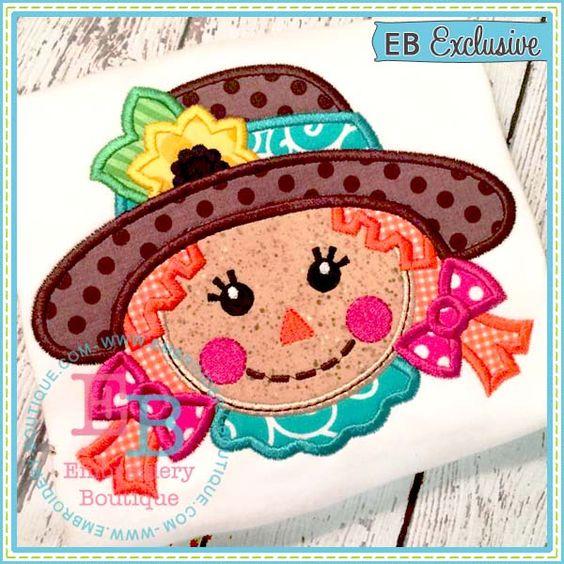 Embroidery Designs : Applique Designs : Applique Pattern