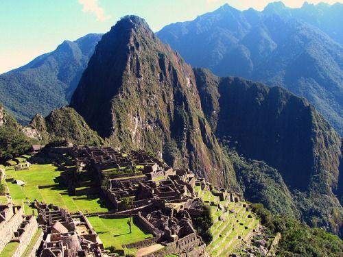 1000 places to go before i die: Macchu Picchu, Peru