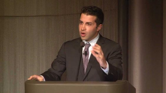 Mosab Hassan Yousef: Powerful Speech during a Religious Extremism Debate @ the Museum of Tolerance