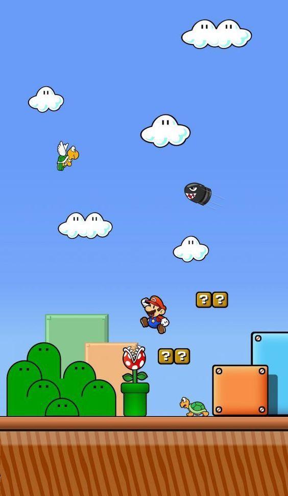 Wallpapers Fondos De Pantalla Gamer 4k Para Celular Hd World Wallpaper Super Mario Art Mario Bros Hd 4k wallpaper mario bros