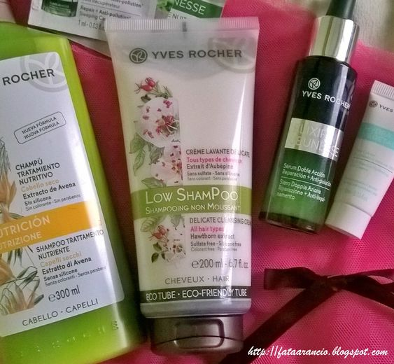 yves rocher low shampoo  Le divagazioni di una fatina ARANCIONE: Yves Rocher-Low Shampoo