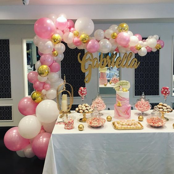 Pin De N V En Kids Party En 2019 Decoracion Cumpleaños