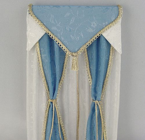 Formal curtains