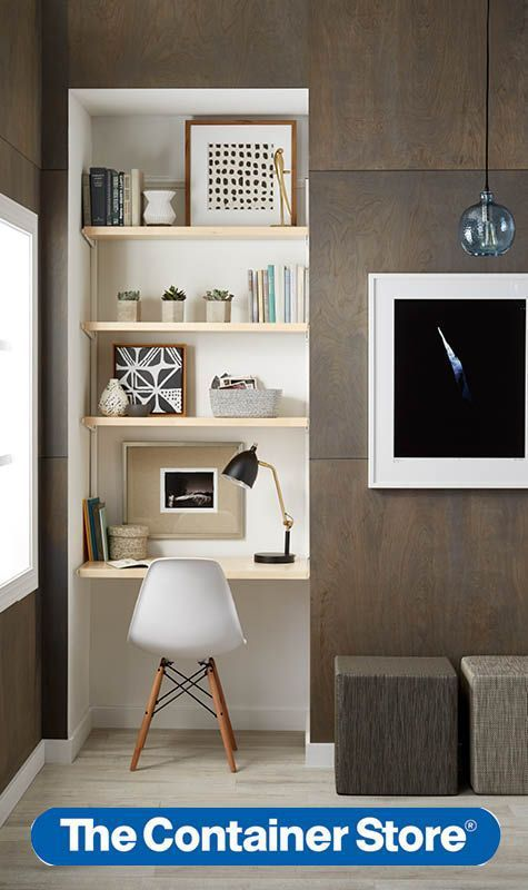 8 Tips Tricks And Hacks For Small Space Organization Maximizing Space Whether You Re Moving Into An Apar Small Room Design Study Table Designs Room Design
