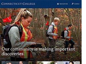 Connecticut College Application Essays (College Admissions Essays) Writing…