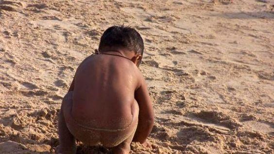 Come costruire una vasca di sabbia