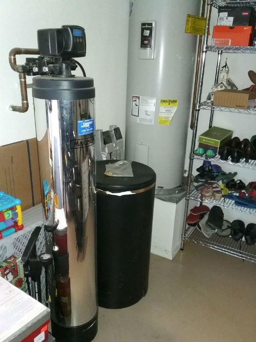Does A Water Softener Affect A Water Heater Water Softener Water Heater Heater