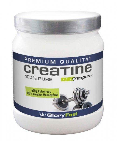 Gloryfeel: Creatine  ist wichtig für unsere vielen Stoffwechselvorgänge im Körper. Diese organische Säure braucht daher der Körper für eine normale Entwicklung und für eine bestmögliche Funktion unseres Körpers. Erhältlich in unserem Shop: http://www.gloryfeel.de/creatine-monohydrat-pulver