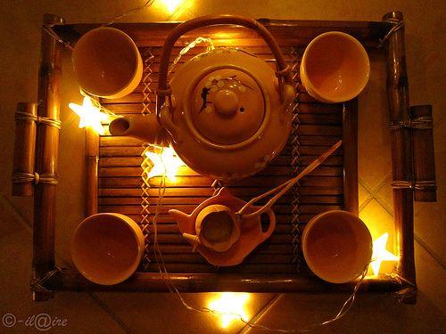 Tea time @ home