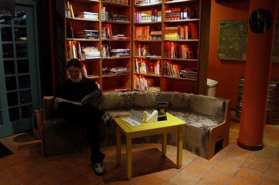 Destemperados - Books & Beers: lendo cervejas, bebendo livros e saboreando paisagens