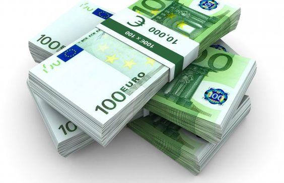 Geld euro geldscheine banknote geldschein bündel bündel währungs 100 money euro
