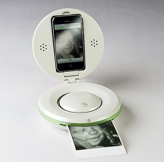 portable ultrasound machine for iphone
