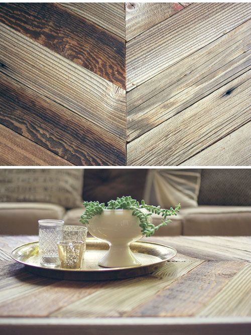 Herringbone Hairpin Legs And Hairpin Leg Coffee Table On Pinterest