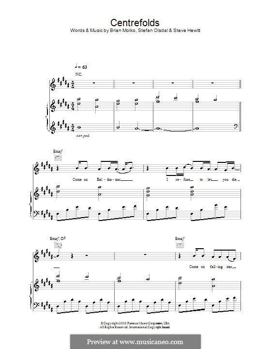 Piano : karma police piano chords Karma Police Piano and Karma ...