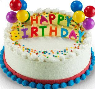 Happy Birthday Cake To You Light The Candles And Say With Our