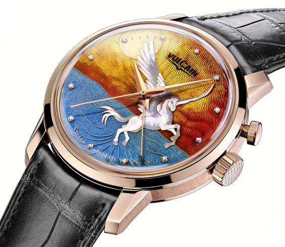Watches by SJX: Introducing The Vulcain Pegasus Only Watch 2015, F...