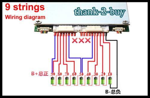Lithium Li Ion Lifepo4 Battery Pcb Bms Protection Board Bluetooth Bluetooth Battery Protection