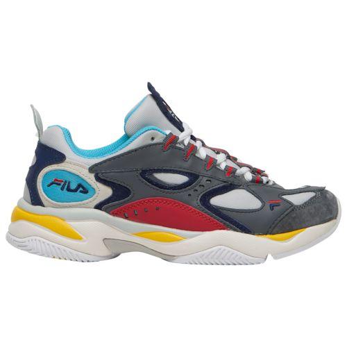 Fila Ray Tracer Sneaker GreyNavyRed