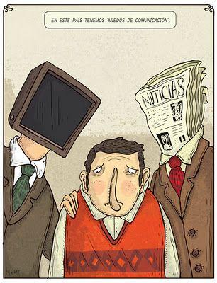Miedos de comunicación