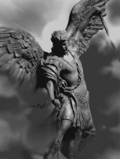 Michael one of the arch angels: