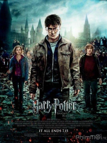 Harry Potter và bảo bối tử thần: Phần 2 - Harry Potter and the Deathly Hallows: Part 2