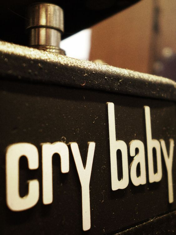 Cry baby cry.