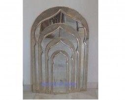 Espejos rabes lat n cinceladoespejos dorados rabes for Espejos finos decorativos