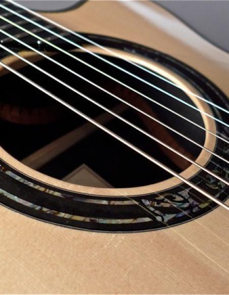 2007 Wingert E Custom - Acoustic Guitar - Custom Design By ...