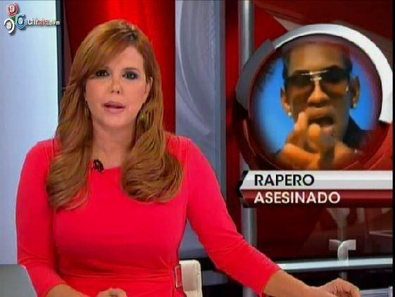 Al Rojo Vivo Noticiero En Telemundo Se Hace Eco Del Asesinato De Monkey Black #Video