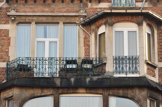 Schaerbeek - Avenue Georges Eekhoud 1-3 - LAENEN Antoine