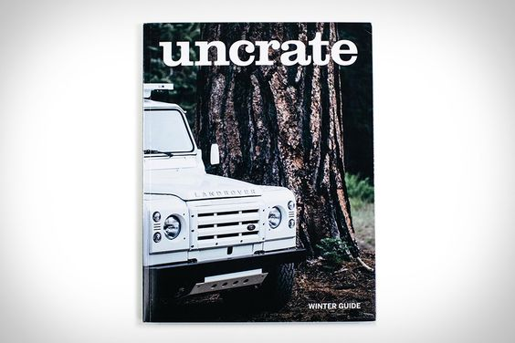 Now that Uncrate is nearing its 10th anniversary, we decided it was finally time to start doing a print magazine. We know this sounds backwards in a world of apps and iPads, but we wanted something you can hold in...