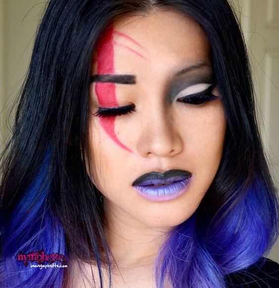 purpleombrehairlilachairlavenderhairpurplehair