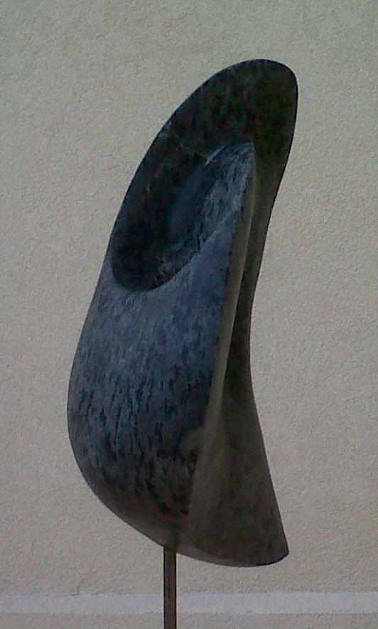 "Sculpture ""Espoir"" 2016 Pierre"