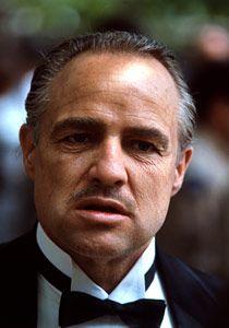 Marlon Brando  The Godfather  1972