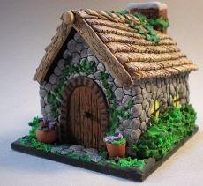 maisons décoratifs miniatures / Epoch Handmade