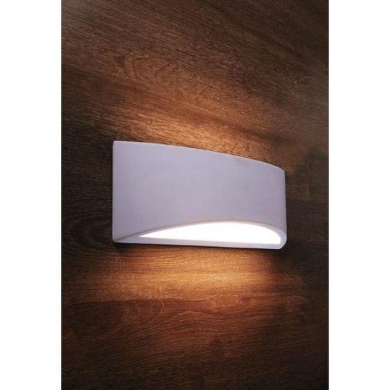 Cette lampe contient des ampoules des classes énergétiques A++ à E sur une échelle de A++ (très efficient) à E (moins efficient)Douille /Ampoule: 1 x R7S 78 mm (ampoule non incluse)Approprié pour: ampoules à LED, ampoules Éco-halogènes, ampoules à économie d'énergie, ampoules standardMatériau de la lampe: plâtreCouleur de la lampe: blanc, peut être laquéeLargeur:30 cmHauteur: 14 cmSuspension: 10 cmAutres: la lampe peut être laquée