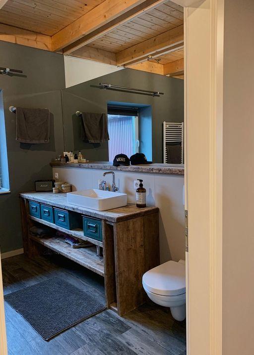 Badezimmer Einrichten Ideen Fur Jede Grosse Badezimmer Waschtisch Selber Bauen Neues Badezimmer