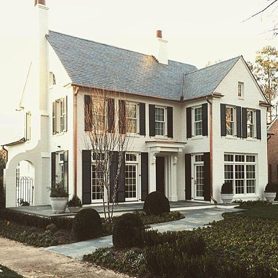 Instagram House House Exterior House Styles