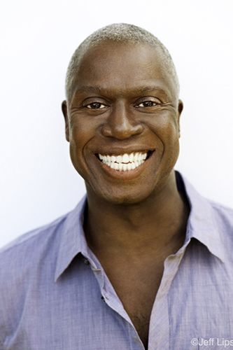 Andre Braugher (Brooklyn Nine-Nine), 2014 Primetime Emmy Nominee for Outstanding Supporting Actor in a Comedy Series