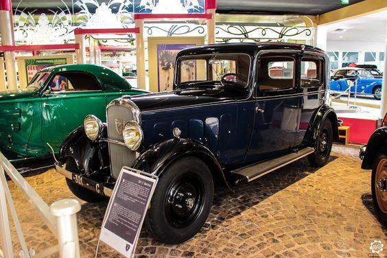 #Peugeot #301 au Musée de l'Aventure #Peugeot  Reportage complet : http://newsdanciennes.com/2015/08/19/on-a-teste-pour-vous-le-musee-de-laventure-peugeot/ #classiccar #voiture #ancienne #vintage