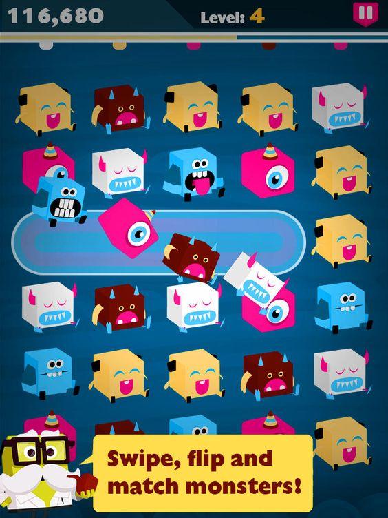 App Shopper: Monster Flip (Games)