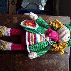 Pin by Maria Hernandez on Crochet in 2020 | Knitted toys, Animal ... | 300x300