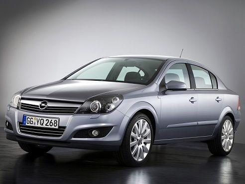 Opel Astra Sedan (2007).