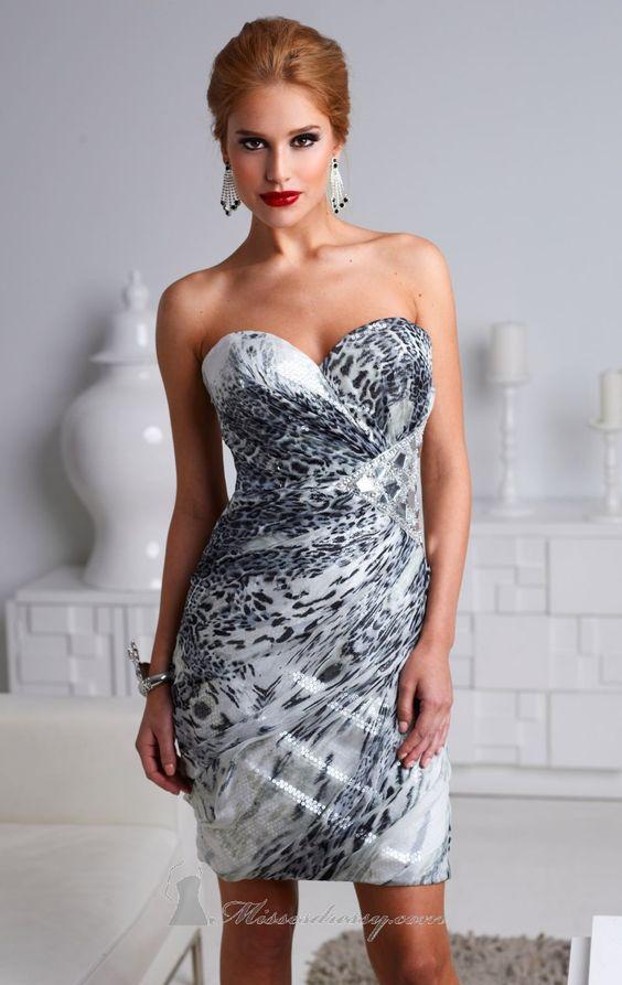 Terani H1253 Vestido - MissesDressy.com