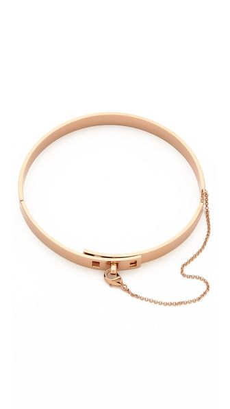 Shop now: Small Safety Chain Choker