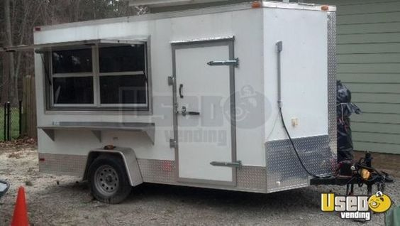 New Listing: http://www.usedvending.com/i/2014-Mayhem-6x14-Food-Concession-Trailer-for-Sale-in-North-Carolina-/NC-P-900Q 2014 - Mayhem 6x14 Food Concession Trailer for Sale in North Carolina!!!