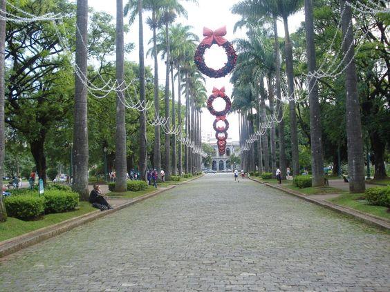 Praça da Liberdade - Belo Horizonte, MG