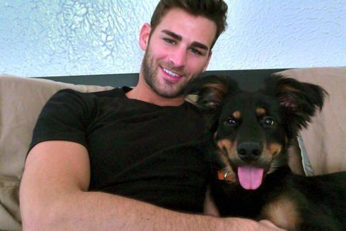 Chris Salvatore and his animals