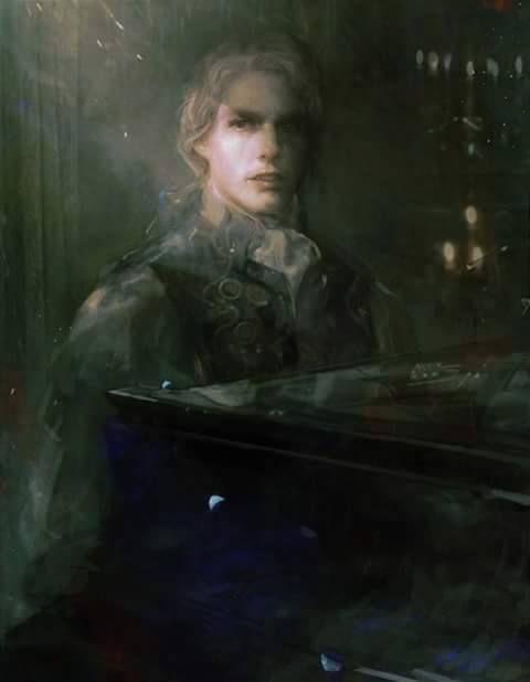 vampiros - Vampiros en el Arte fantastico. E027adfb177f724453b597c50f08d50c