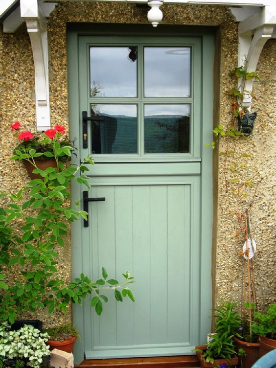 Ellwood stable doors traditional bespoke hand made for Upvc double front exterior doors